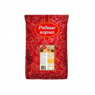 РОДНЫЕ КОРМА, сухой корм, для кошек, курица, 10 кг